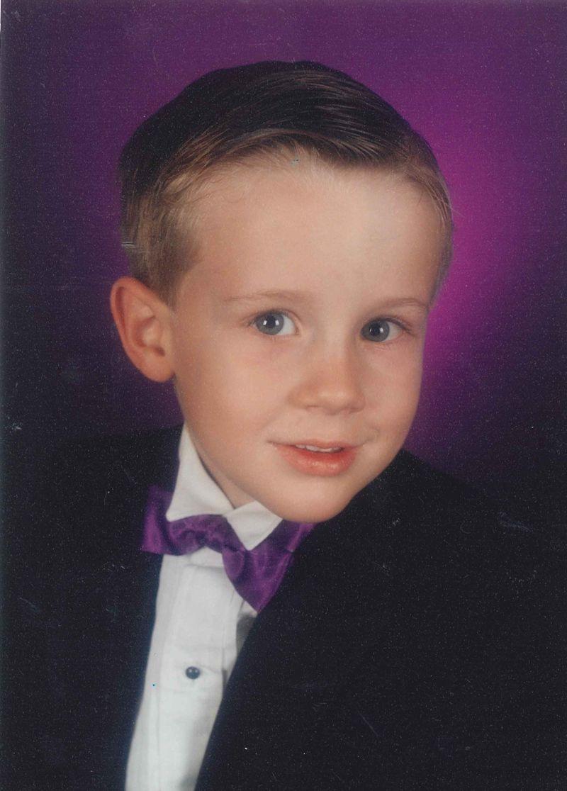 2001-10 Trevor Dressed Up